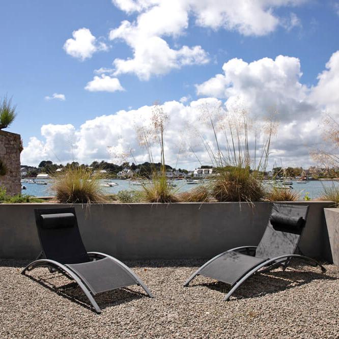 Villa sur la Mer Larmor Baden Golfe du Morbihan